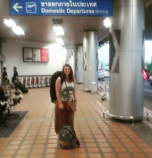 young-woman-with-backpack-outside-chiang-mai-airport