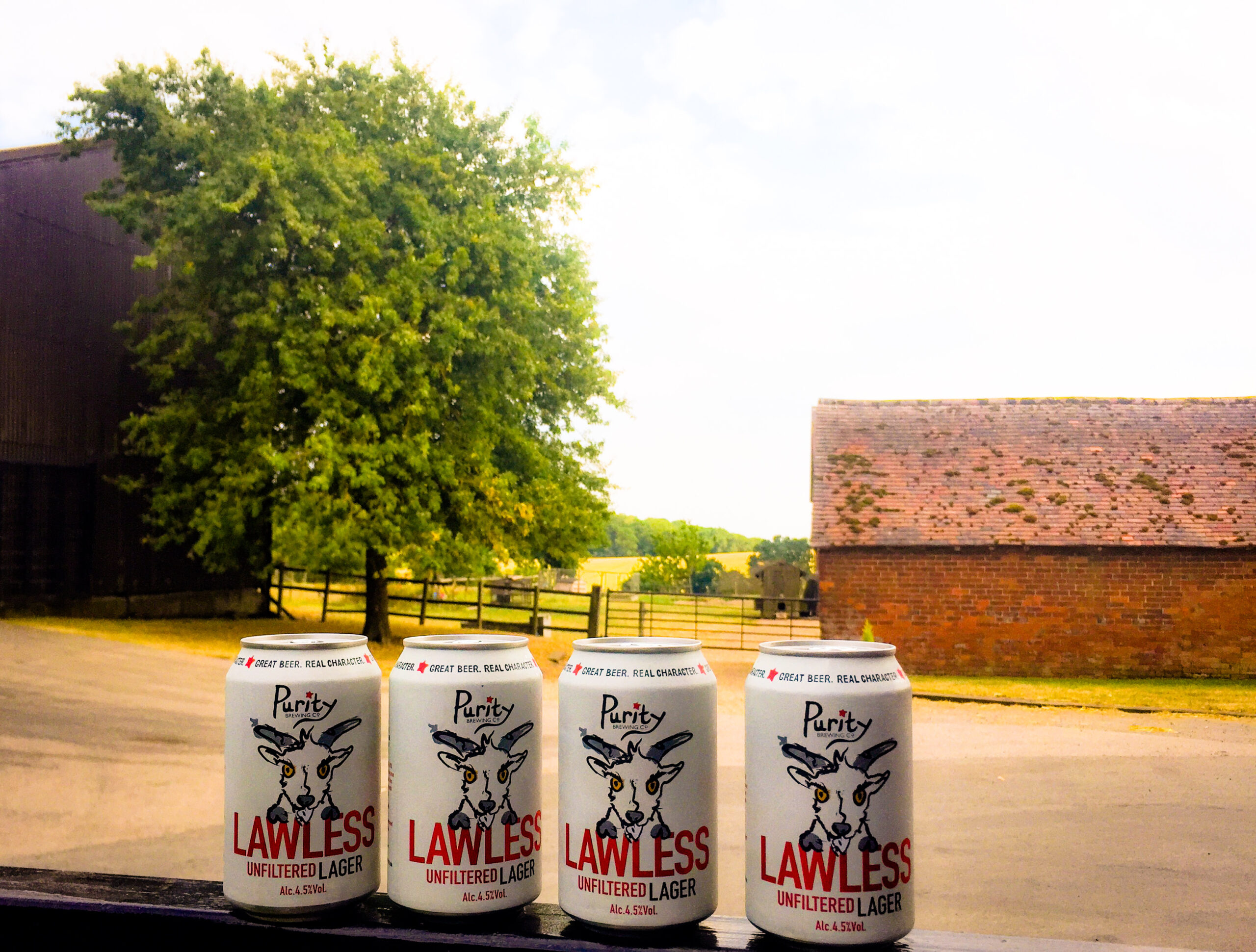 New Lawless Cans