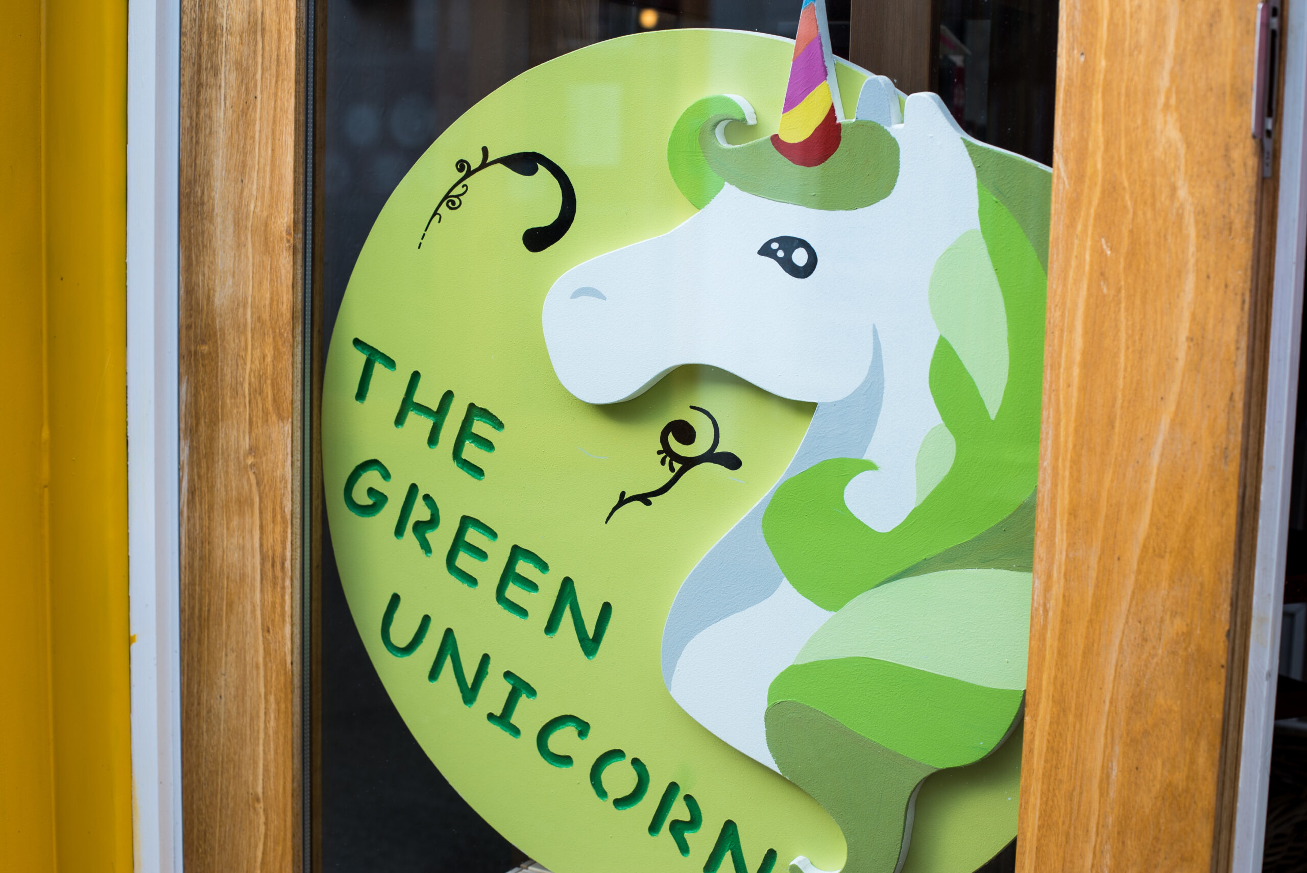 The Green Unicorn Vegan Store