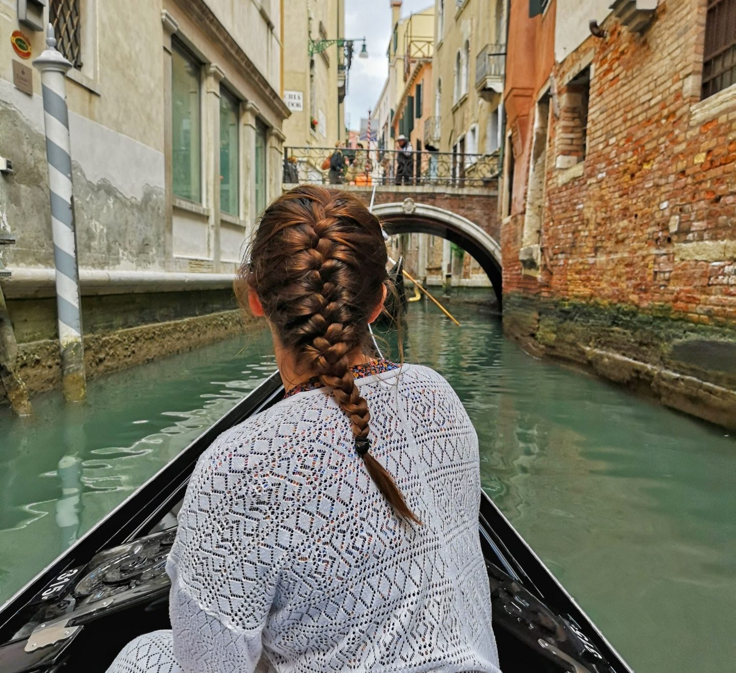 24 Hours in Venice, Italy - New Shades of Hippy. Gondola ride in Venice, Italy