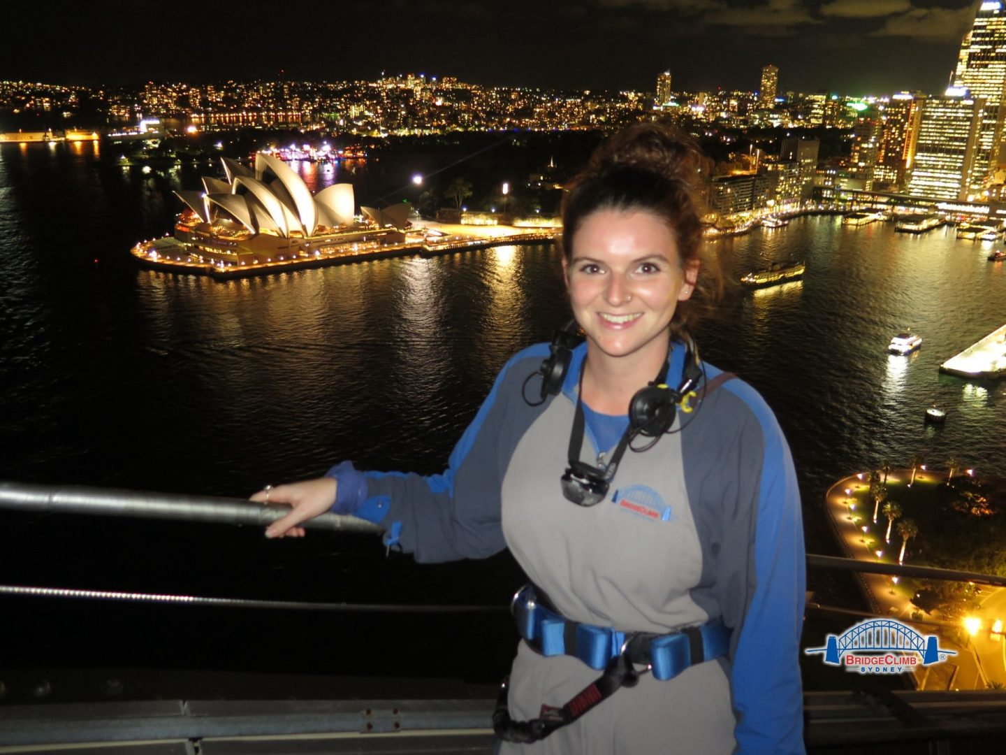 New Shades of Hippy - Anneka Nicholls - travel blog and green living - Sydney Harbour Bridge Climb
