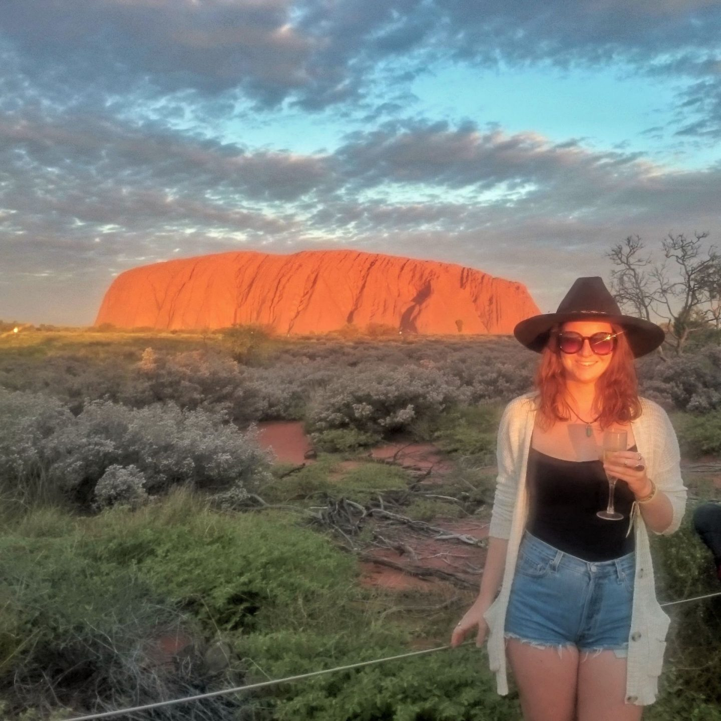 New Shades of Hippy - Anneka Nicholls - travel blog and green living - Ayers Rock, Australia